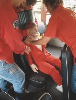 PP01355 - Jennifer - detská figurína pre nácvik záchranných techník - 7 kg