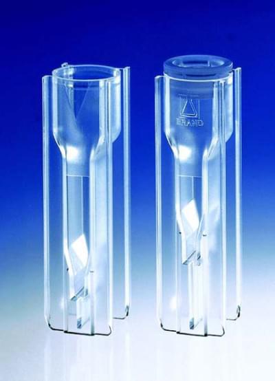 Kyvety UV, Brand, UV micro, c = 15 mm