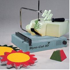 Styro-Cut 3D - Rezanie polystyrénu pomocou horúceho drôtu