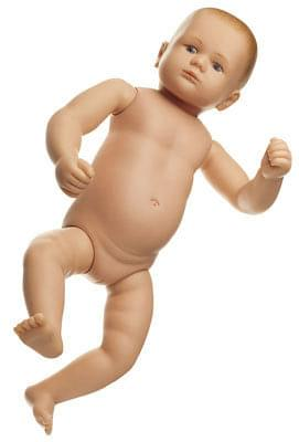 MS 43 - Péče o dítě - model pro nácvik