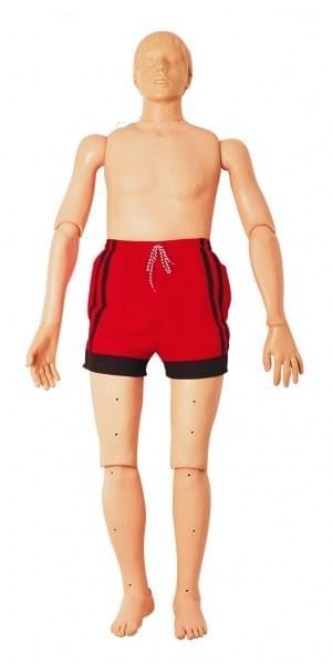 PP01326 Dospelá vodná záchranárska figurína
