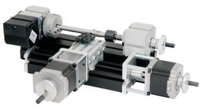Unimat celokovový CNC sústruh