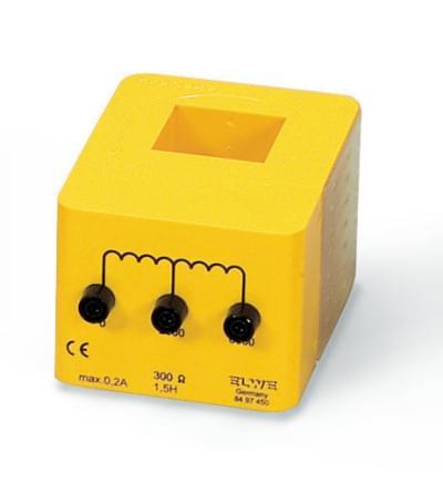 Primární a sekundární cívka pro jádro transformátoru D