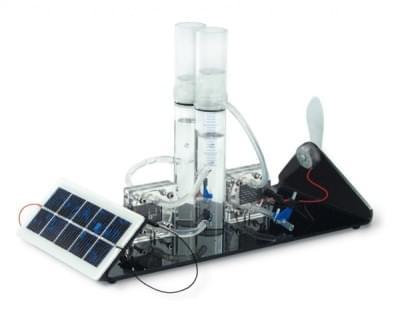 Systém k ukázkám palivového článku