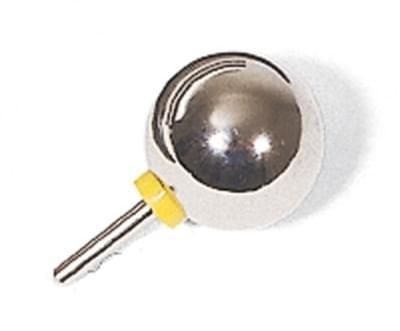 Vodivá koule, průměr 85 mm, se 4mm kolíky