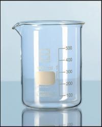 Kádinka nízká s výlevkou ,DURAN, 10 ml