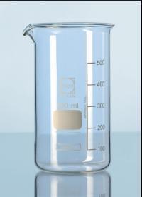 Kádinka vysoká s výlevkou ,DURAN, 150 ml