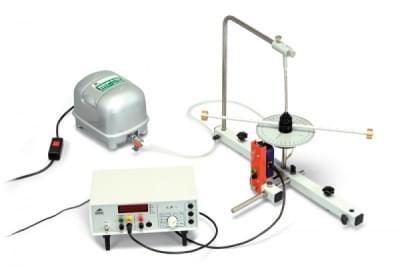 Rotační systém se vzduchovou podložkou (230 V, 50 / 60 Hz)