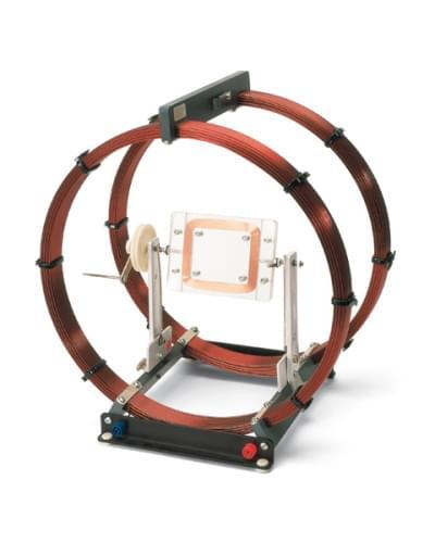 Helmholtzovy cívky 300 mm