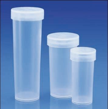 Vialka vzorkovací, PP, objem 50 ml