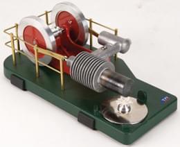 Základní motor na smíšený pohon