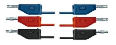 Sada 15 pokusných kabelů, 75 cm 2,5 mm2