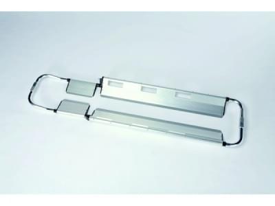 SCOOP protišoková nosítka - hliníková