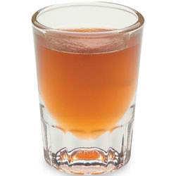 Whisky ve skleničce