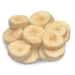 Banán - nakrájený