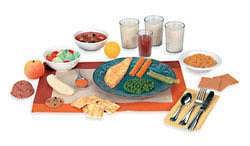 Balíček optimálního denního příjmu 1 500 kalorií