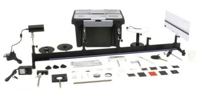 4080 - Optická lavica k pokusom s vlnovou a geometrickou optikou