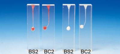 Model koreňového kanálika séria S8 - bezfarebný, rovný