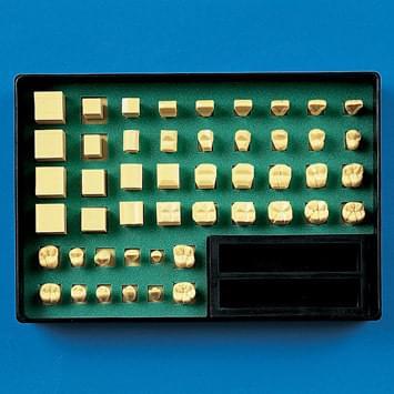Sada na modelovanie zubov C11-TU.1