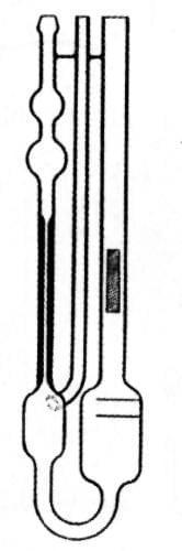 Viskozimeter Ubbelohdeho, typ II - II