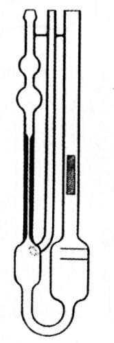 Viskozimetr Ubbelohdeho, typ IV - IV