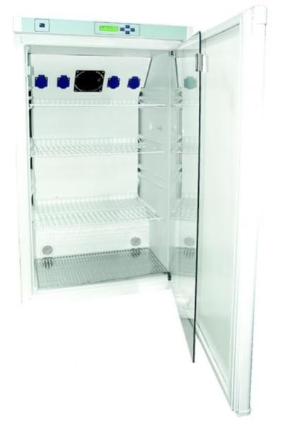 Vnitřní skleněné dveře pro Q cell 200/40 Basic