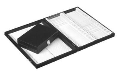 Mikrokrabice na podložné sklá 76 x 26, papierová