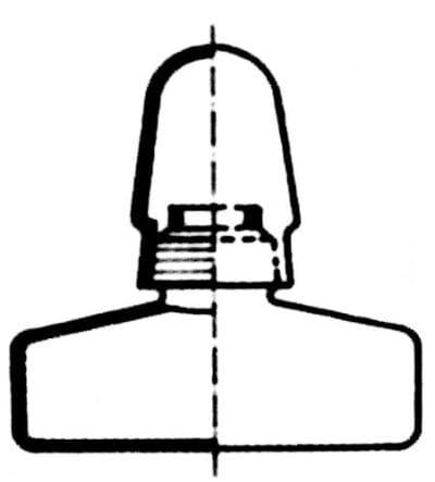 Kahan lihový s kloboučkem