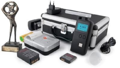 ALKOHIT X100 s tiskárnou D100 - Alkoholový tester digitální