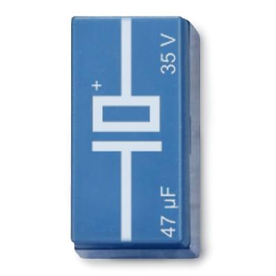 Elektrolytický kondenzátor 47 µF