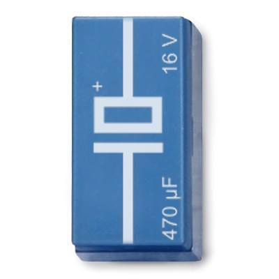 Elektrolytický kondenzátor 470 µF