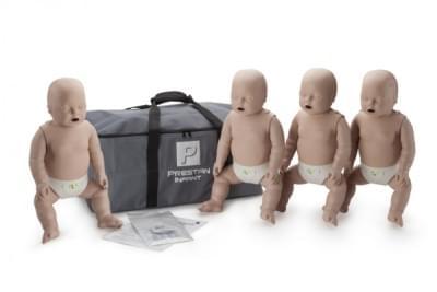 Prestan KPR-AED simulátor dojčaťa s KPR monitorom - balenie 4 ks