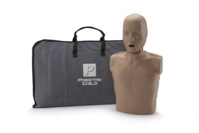 Prestan KPR-AED figurína dieťaťa s KPR monitorom