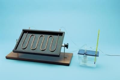 2000 - Solárny ohrievač vody