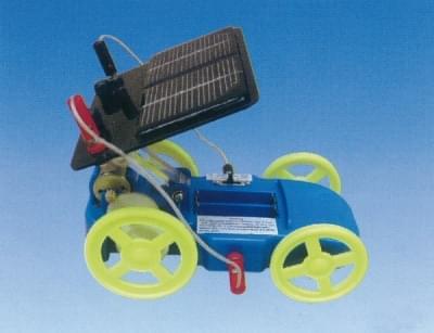 5319 - Model solárneho vozidla