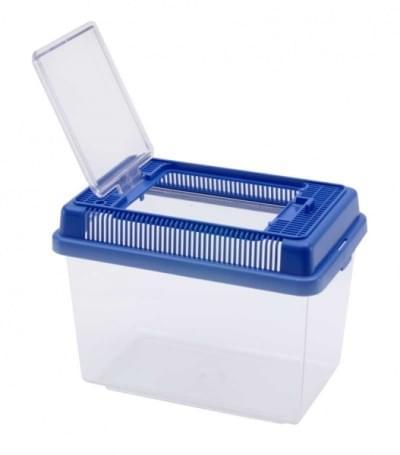 H20 - Priehľadná plastová nádoba