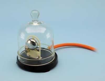 1410 - Vákuový zvon so bzučiakom