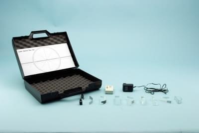 5607 - Sada pre geometrickú optiku s laserovou skrinkou