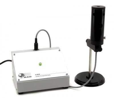 4035 - Držák na žárovky k měření spektra s napájecí jednotkou