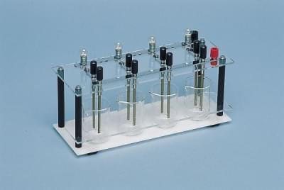5113 - Soustava k pokusům s elektrickou vodivostí kapalin