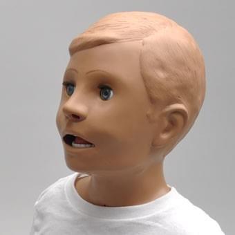 S157 - Víceúčelový pediatrický simulátor pro péči a záchranu nemocného