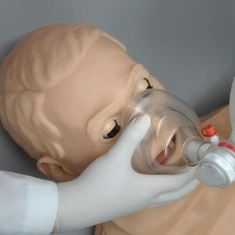 S3000 - Resuscitačný trenažér HAL