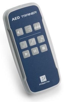 Diaľkový ovládač pre AED profesional tréner Prestan