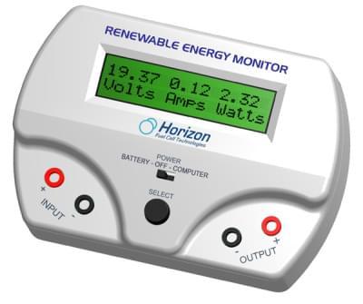 Prístroj na kontrolu hodnôt energie z obnoviteľných zdrojov