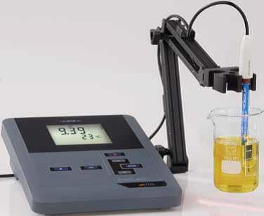 inoLab pH 7310 - pH/mV meter