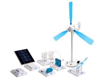 HZ09 – Náuková sada pre obnoviteľné energie