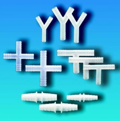 """Spojky, PP, """"Y"""", pre priemer 4 - 5mm"""