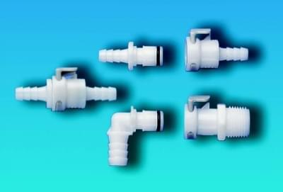 Rýchlospojky, celoplastové, samček, priemer olivky 9,5 mm - 9,5 (3/8 '')