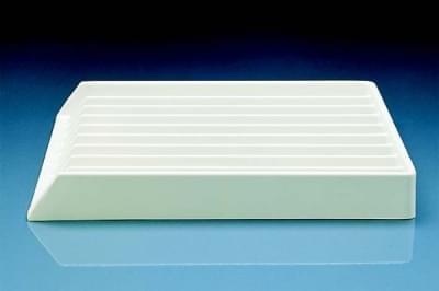 Podnos delený deväťmiestny, PVC, o rozměrech 355 × 300 x 45 mm