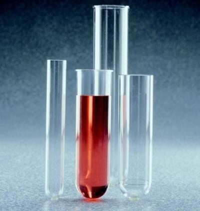 Skúmavka centrifugačná s guľatým dnom, PC, 15 ml